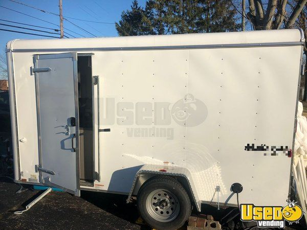 2017 - 8' x 12' Food Concession Trailer for Sale in Ohio!!!
