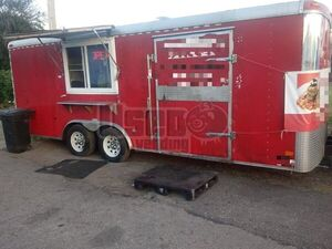 8' x 20' 2017 Food Concession Trailer for Sale in Ohio!!!