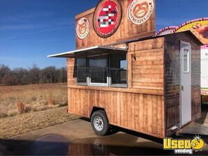 Unique Rustic Western Style Street Food Concession Trailer for Sale in Oklahoma!!!