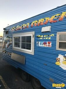 Vintage 1973 - 8' x 26.4' Food Concession Trailer for Sale in Oklahoma!!!