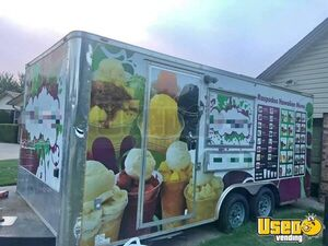 Stunning 2017 Food Concession Trailer / Used Mobile Kitchen Unit for Sale in Oklahoma!