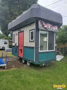 One-of-a-Kind Class IV Kitchen Food Trailer/Unique Mobile Kitchen for Sale in Oregon!