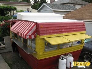 8' x 15' Food Concession Trailer for Sale in Oregon!!!