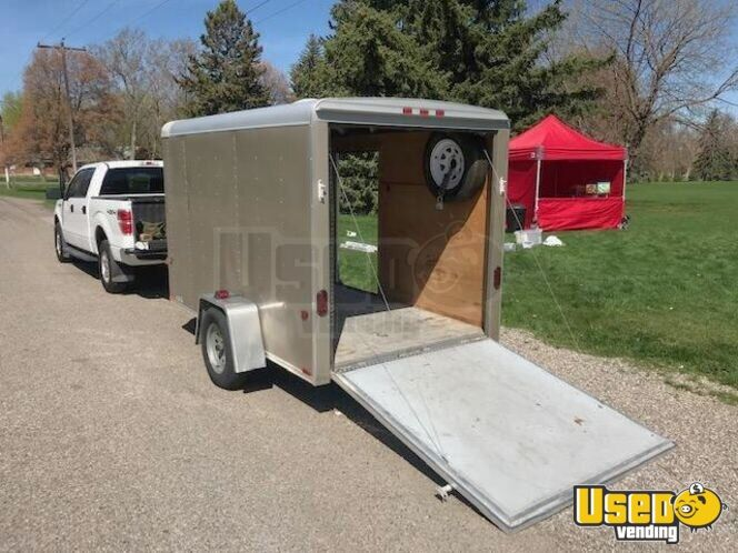 Concession Trailer Oven Idaho for Sale - 4