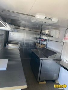 Concession Trailer Prep Station Cooler Arkansas for Sale