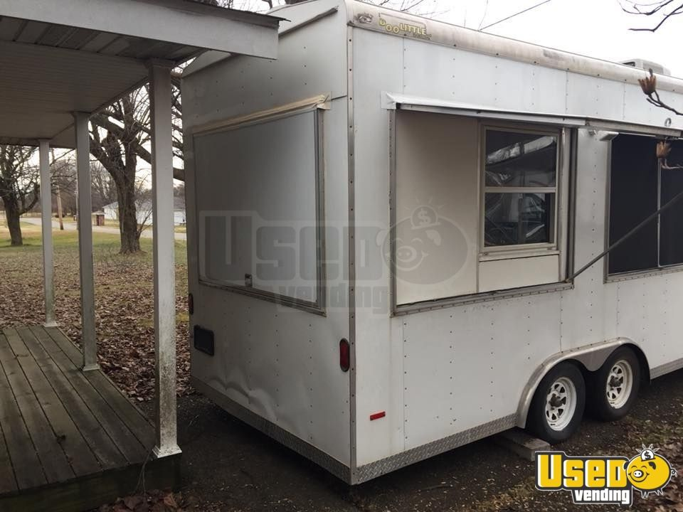 Concession Trailer Refrigerator Missouri for Sale - 4