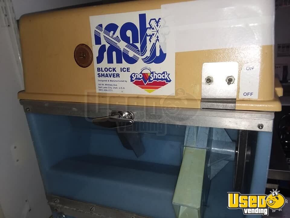 Concession Trailer Soda Fountain System Virginia for Sale - 9