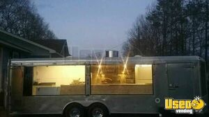 8.5' x 26' Food Concession Trailer for Sale in South Carolina!!!