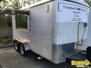 2015 - 7' x 14' Food Concession Trailer for Sale in South Carolina!!!