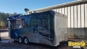 DHEC Approved 2006 PAMR Food Concession Trailer / Used Mobile Kitchen for Sale in South Carolina!