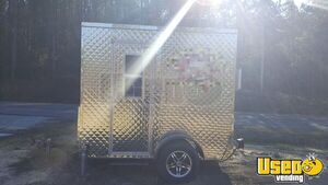 2006 6' x 8' Street Food Trailer / Used Concession Trailer for Sale in South Carolina!