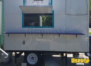 Inspected and Licensed Street Food Concession Trailer for Sale in South Dakota!!!