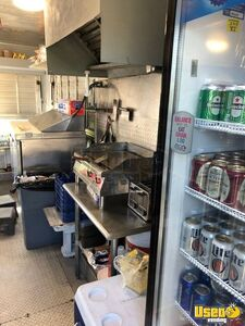 Concession Trailer Stainless Steel Wall Covers Florida for Sale