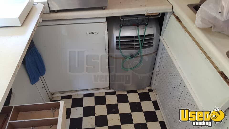 Concession Trailer Stovetop Idaho for Sale - 8