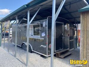 2016 - 8.5' x 20' Homesteader Hercules Street Food Catering Concession Trailer for Sale in Tennessee!