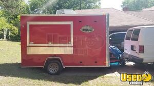 2015 6' x 12' Food Concession Trailer for Sale in Tennessee!!!