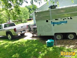 Used Food Concession Trailer for Sale in Tennessee!!!