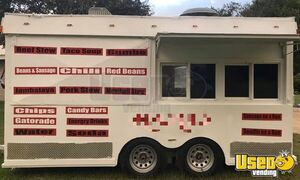7x14 Multi-Functional Food Concession Trailer / Mobile Kitchen Unit for Sale in Texas!