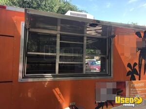 7' x 14' Bendron Titan Food Concession Trailer for Sale in Texas!!!