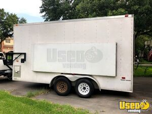 2009 American Hauler 8' x 20' Night Hawk Empty Concession Trailer for Sale in Texas!!!