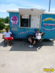 6' x 12' Shaved Ice Concession Trailer for Sale in Texas!!!