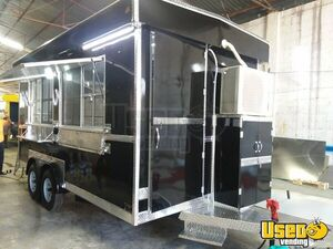 Brand New 7' x 16' Food Concession Trailer / Mobile Food Unit for Sale in Texas!