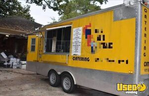 Fried Food Concession Trailer / Ready for Business Mobile Kitchen for Sale in Texas!!!