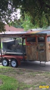 8' x 16' BBQ Concession Trailer for Sale in Texas!!!