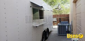 Empty 2008 Food or Retail Concession Trailer for Sale in Texas- Lots of Storage!!!