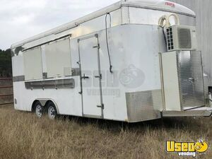28' Food Concession Trailer for Sale in Texas!!!