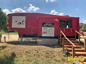 Turnkey Ready Used Food Concession Trailer in Great Shape for Sale in Texas!