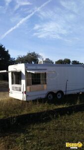 8' x 24' Food Concession Trailer for Sale in Texas!!!