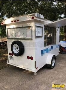 Ready for Conversion 2006 Sno-Pro 5' x 10' Food Concession Trailer / Used Trailer for Sale in Texas!