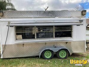 2017 Used Mobile Kitchen Street Food Concession Trailer DIY for Sale in Texas!!!
