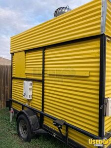 2019 Mobile Kitchen Food Concession Trailer with Pro Fire Suppression System for Sale in Texas!