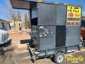 Used 2019 - 5' x 10' Mobile Kitchen Food Concession Trailer for Sale in Texas!!!