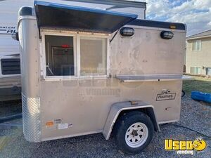 2004 Haulmark 5' x 7.5' Street Food Trailer/Used Concession Trailer for Sale in Utah!