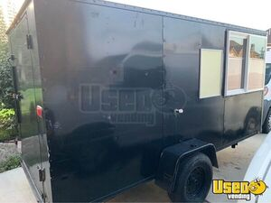 2012 - 6' x 12' Street Food Concession Trailer / Used Mobile Food Vending Unit for Sale in Utah!!!