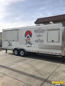 Ready to Work 2018 - 24' Food Concession Trailer / Rarely Used Mobile Kitchen Unit for Sale in Utah!