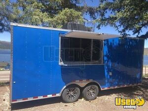 Pristine Cargo Craft 8.5' x 20' Lightly Used Street Food Concession Trailer for Sale in Utah!