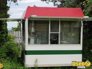 7' x 16' Food Concession Trailer Used Street Food Trailer for Sale in Vermont!!!