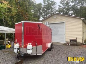 2019 Mobile Kitchen Food Concession Trailer with Pro Fire Suppression for Sale in Virginia!