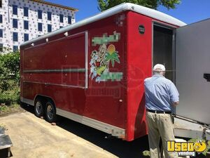 8' x 28' Food Concession Trailer for Sale in Virginia!!!