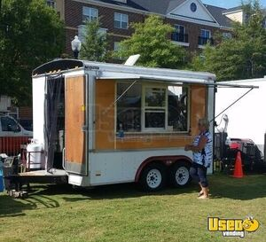 9' x 14' Food Concession Trailer for Sale in Virginia!!!