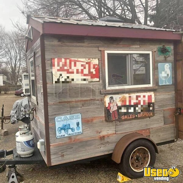 Concession Trailer Wisconsin for Sale