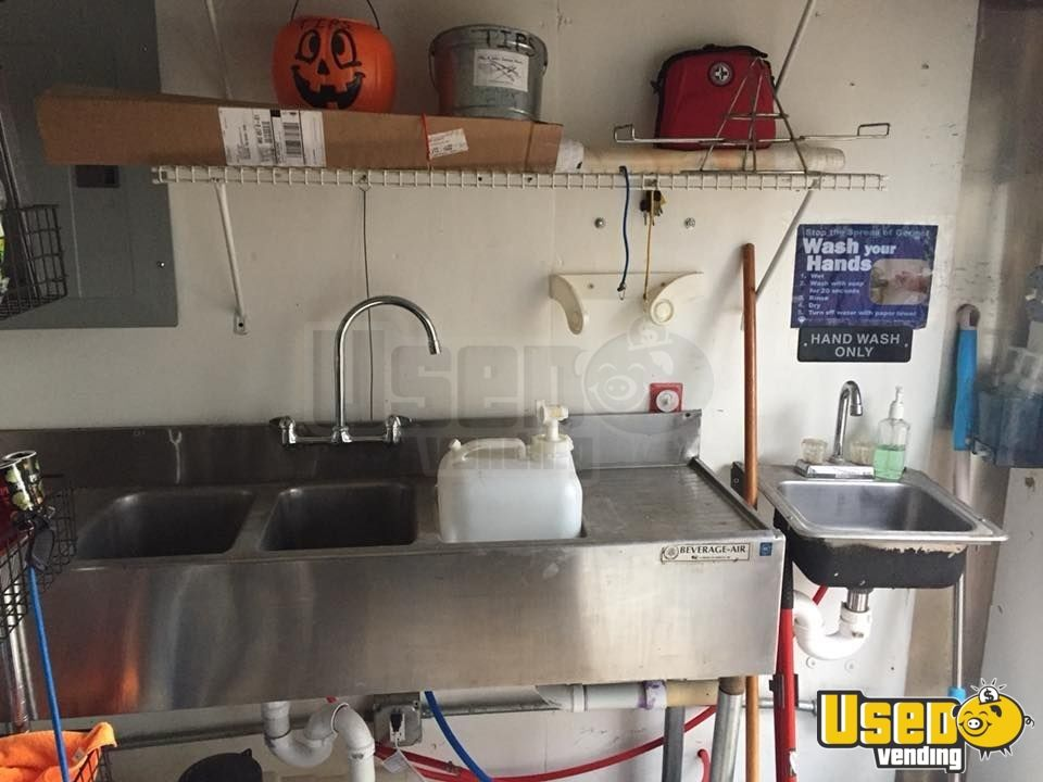 Concession Trailer Work Table Missouri for Sale - 8