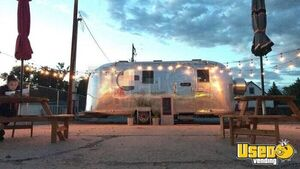 1966 - 7.4' x 22' Vintage Airstream Food Concession Trailer for Sale in Wyoming!
