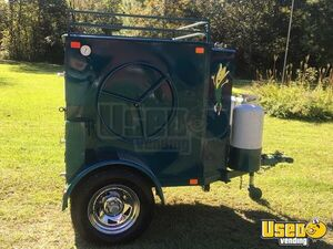 Corn Roasting Trailer Corn Roasting Trailer Removable Trailer Hitch Texas for Sale