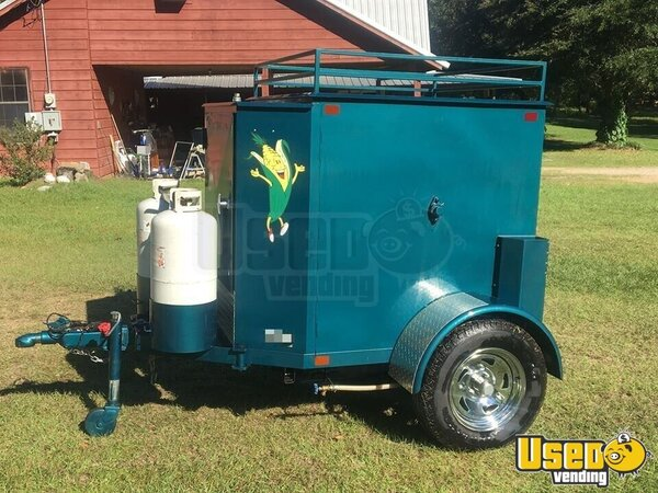 Corn Roasting Trailer Corn Roasting Trailer Texas for Sale