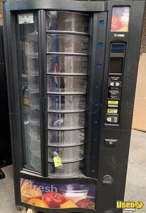 Refurbished Crane National 432 Shoppertron Cold Food & Drink Vending Machines for Sale in Texas!